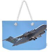 Usaf C-17 Lift Off  Weekender Tote Bag