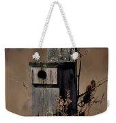 Used House - Free Rent Weekender Tote Bag