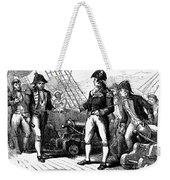 Uss Chesapeake, 1807 Weekender Tote Bag