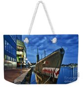 Uss Torsk Submarine Memorial Weekender Tote Bag