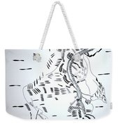 Ussua Dance - Sao Tome And Principe Weekender Tote Bag