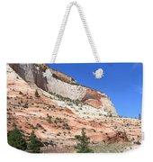 Utah 18 Weekender Tote Bag