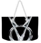 V8 Chrome Emblem Weekender Tote Bag