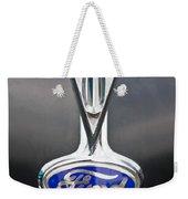 V8 Emblem Weekender Tote Bag
