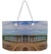 Vacation Reflection Weekender Tote Bag