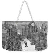 Vacation Travel, 1882 Weekender Tote Bag