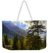 Vail Country Road 1 Weekender Tote Bag
