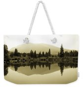 Vail Reflections Weekender Tote Bag