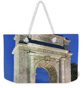 Valley Forge Memorial Arch Weekender Tote Bag