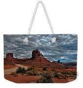 Valley Of The Gods II Weekender Tote Bag by Robert Bales