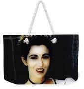 Vampire Bride Weekender Tote Bag