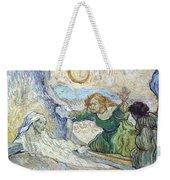 Van Gogh: Lazarus Weekender Tote Bag