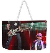 Van Halen-7241b Weekender Tote Bag