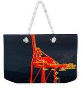 Vancouver, Bc - Harbour Weekender Tote Bag