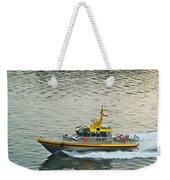 Vancouver Harbour Pilot Weekender Tote Bag