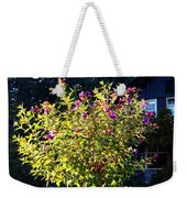 Vancouver In October Weekender Tote Bag