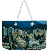 Vancouver Rooms With A View Weekender Tote Bag