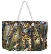 Vandal Invasion Of Rome Weekender Tote Bag