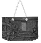 Vanity Of A Ventriloquist  Weekender Tote Bag