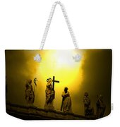 Vatican City Statues Vatican City Rome Italy Weekender Tote Bag