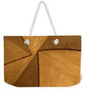 Vaulted Abstract II Weekender Tote Bag