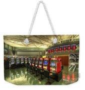 Vegas Airport 2.0 Weekender Tote Bag