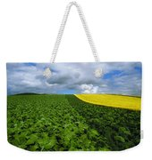 Vegetables, Cabbages Weekender Tote Bag
