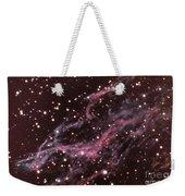 Veil Nebula In Cygnus Weekender Tote Bag