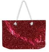 Veil Nebula Weekender Tote Bag by Science Source