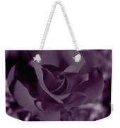 Velvet Rose Weekender Tote Bag by Aidan Moran