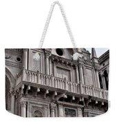 Venetian Architecture Iv Weekender Tote Bag