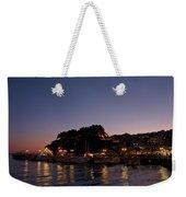 Venetian Castle Of Parga Weekender Tote Bag