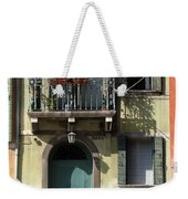 Venetian Doorway Weekender Tote Bag
