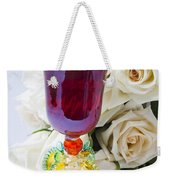 Venetian Glass Weekender Tote Bag