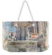 Venetian Weekender Tote Bag
