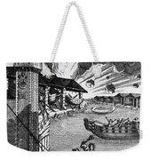 Venice: Arsenal, 1793 Weekender Tote Bag