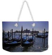 Venice At Dusk Weekender Tote Bag