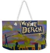 Venice Beach Life Weekender Tote Bag