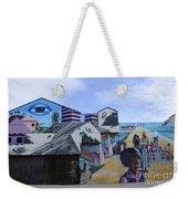 Venice Beach Wall Art 2 Weekender Tote Bag