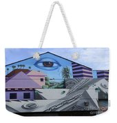 Venice Beach Wall Art 3 Weekender Tote Bag