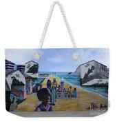 Venice Beach Wall Art 4 Weekender Tote Bag