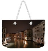 Venice By Night Weekender Tote Bag by Joana Kruse