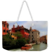Venice Canals 7 Weekender Tote Bag