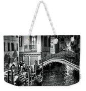 Venice Evening Weekender Tote Bag