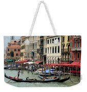Venice Grand Canal 2 Weekender Tote Bag