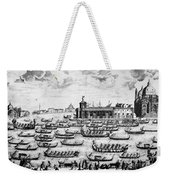 Venice: Grand Canal Weekender Tote Bag