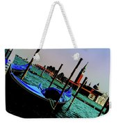 Venice In Color Weekender Tote Bag