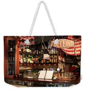 Venice Jazz Bar Weekender Tote Bag