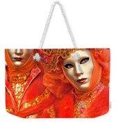 Venice Masks Weekender Tote Bag