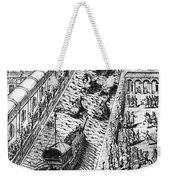Venice: Procession Weekender Tote Bag